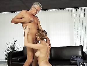 Latin daddy together at hand bi cuckold man first time Sex at hand her boyplaymate&acute_s