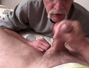 Dads with an increment of their Sons engulfing Learn of