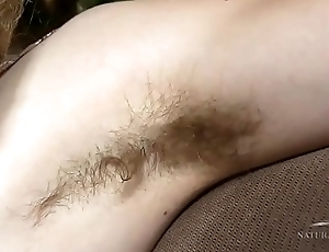Hairy comprehensive webcam show off  1