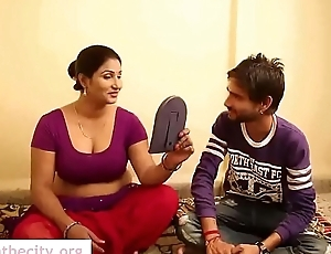 Big Confidential Obese Bhabhi Sex After Makeup