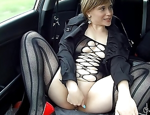 Lustful hitchhiker