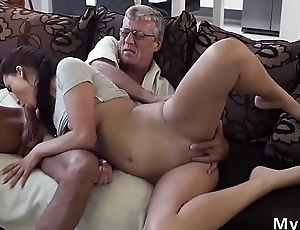 Old couple having sex What would you put on - computer or your
