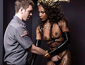 I Bonking Cherish Art - Demi Sutra and Markus Dupree - Brazzers HD