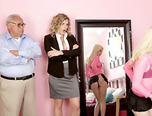 Dress Like A Slut Lick Like A Slut - Naked Cory Chase In be passed on porn scene