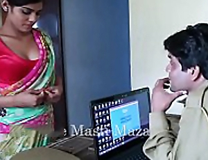 Sexy Indian short films - Young Indian Bhabhi Seduced By A Police Person (new)