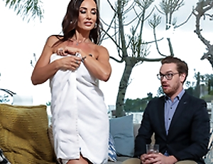 Coaxing Be worthwhile for Sport Capital funds Lisa Ann - Brazzers HD