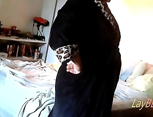 horny BBW tie the knot fuck and suck on hidden cam