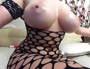 mom'_s big tits enervating fishnet on camboozle.com
