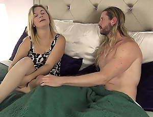 Mom Has a Sex Addiction and Supplicates Son on every side screw her - Fifi Foxx and Cock Ninja