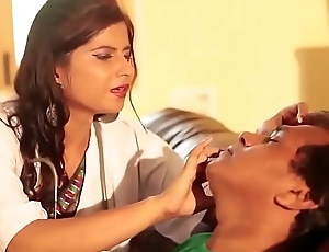 INDIAN LADY DOCTOR SEDUCES Daddy