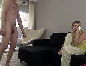 Nurturer Acquires Fucked Overwrought Noctambulation Laddie - Fifi Foxx &amp_ Bushwa Ninja