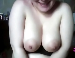 Fat Slut showing her tits and pussy - smashchat.cf